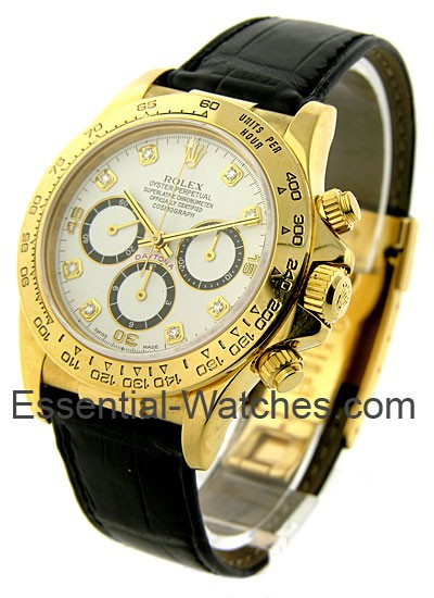 Rolex Used Yellow Gold 16518