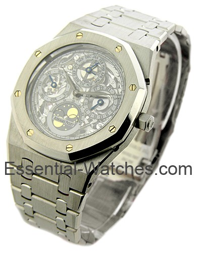 Audemars Piguet Royal Oak Skeleton Perpetual 25829ST.OO.0944ST.01
