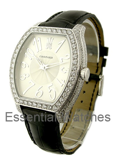 Chopard The Prince's Foundation - Pave Diamond Case 17/3508