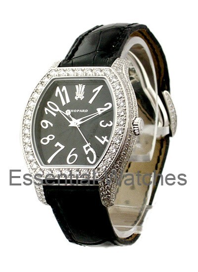 Chopard The Prince's Foundation with Full Pave Diamond Case 16/6999